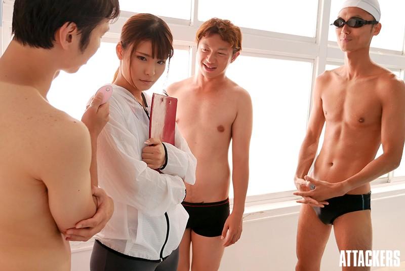 犯された水泳部顧問教師 柳みゆう サンプル画像  No.3
