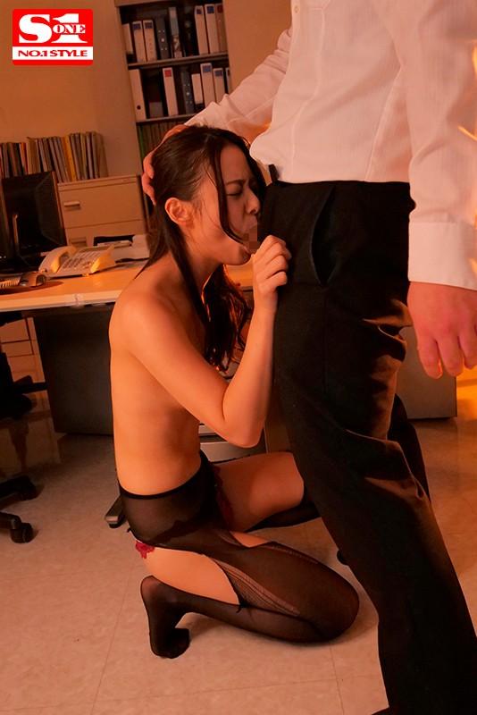 嫉妬された女秘書 ~社内の性玩具へと堕ちたキャリアウーマン~ 吉高寧々 サンプル画像  No.4