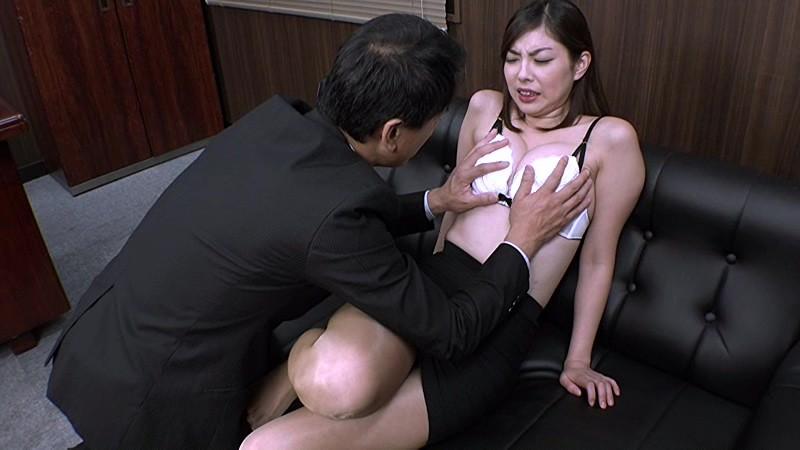 受刑者や職場の上司に迫られる咲流さんは、セクハラされまくりの女刑事 卯水咲流 サンプル画像 No.7
