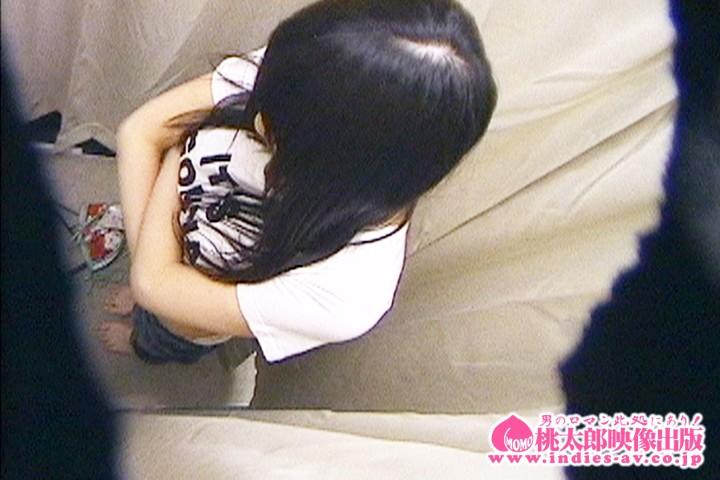 試着室盗撮 犠牲者74人 カメラに晒される女子の恥部 サンプル画像  No.1
