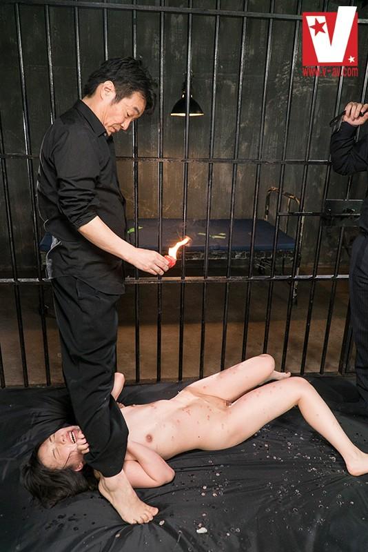 制服パイパン美少女 引き裂きアナル拷姦 宮沢ゆかり サンプル画像  No.2