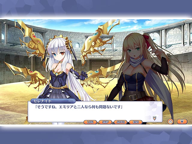 DMM GAMES リンクス 〜少女たちの絆〜 の画像ギャラリー 2