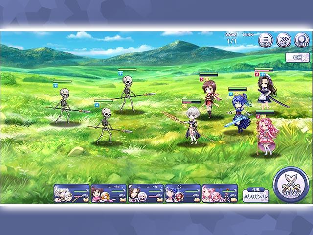 DMM GAMES リンクス 〜少女たちの絆〜 の画像ギャラリー 5