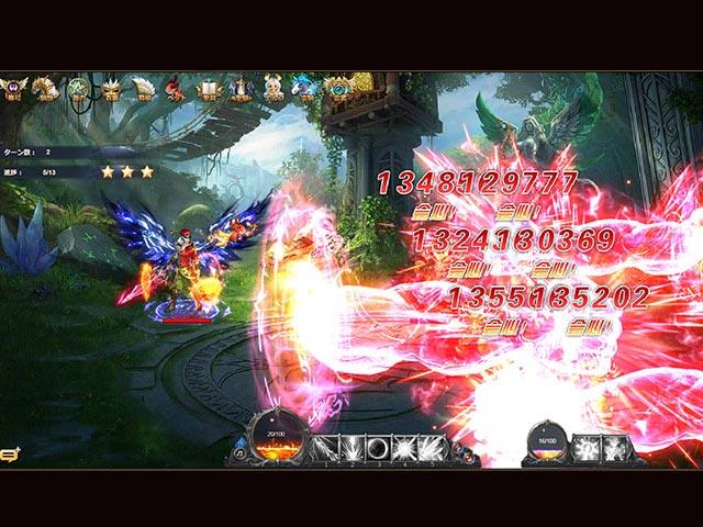 DMM GAMES 騎士と翼のフロンティア の画像ギャラリー 2