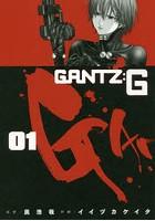 GANTZ:G 01
