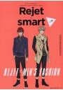 Rejet×smart girl's contents×fashion collaboration