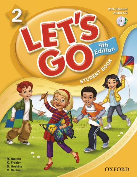 Let's Go 4TH Edition: 2 Student Book with CD Pack