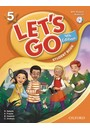 Let's Go 4TH Edition: 5 Student Book with CD Pack