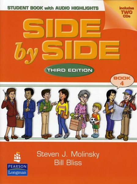 Side by Side 3RD Edition Student Book 4 with Audio Highlights