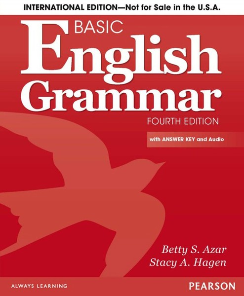 Basic English Grammar 4TH Edition: Student Book with CD and Answer Key