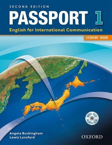 Passport 2nd Edition Level 1 Student Book with CD