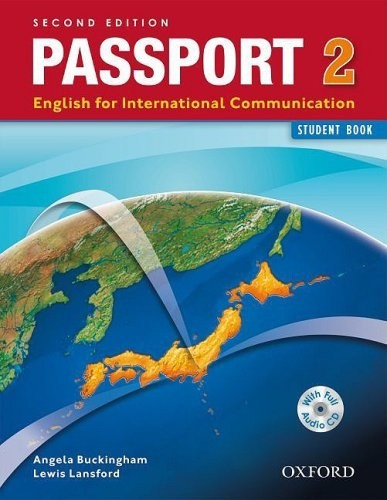Passport 2nd Edition Level 2 Student Book with CD