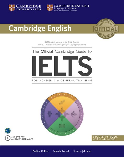 Official Cambridge Guide to IELTS SB W/Ans/DVD-Rom