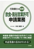 中村麻美出演:飲食・風俗営業許可申請業務