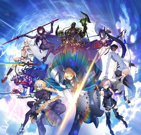 Fate/Grand Order Original Soundtrack I
