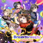 Breakthrough!(生産限定盤)(Blu-ray Disc付)/Poppin'Party