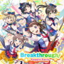 Breakthrough!(通常盤)/Poppin'Party