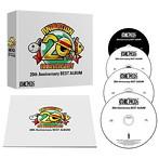 ONE PIECE 20th Anniversary BEST ALBUM(初回限定豪華盤)(Blu-ray Disc付)