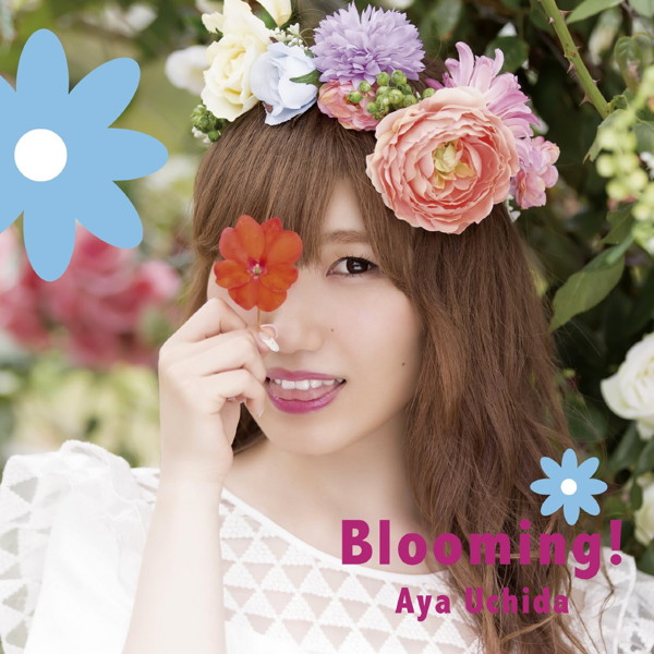 Blooming!(初回限定盤B)(DVD付)/内田彩
