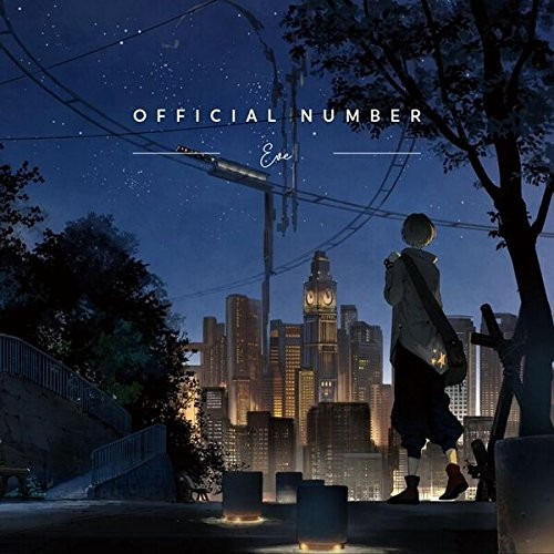OFFICIAL NUMBER(通常盤)/Eve