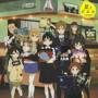 TVアニメ「たまこまーけっと」&映画「たまこラブストーリー」劇中曲コンピレーションCD 星とピエロ compilated by Kunio Yaobi