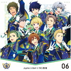 アイドルマスター SideM THE IDOLM@STER SideM 5th ANNIVERSARY DISC 06 Jupiter&Beit&THE 虎牙道/Jupiter&Beit/虎牙道|アニソン・ゲーソンDB