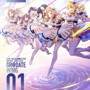 THE IDOLM@STER SHINY COLORS GR@DATE WING 01(Blu-ray Disc付)/シャイニーカラーズ