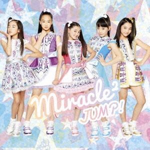 JUMP!(通常盤)/miracle2 from ミラクルちゅーんず!