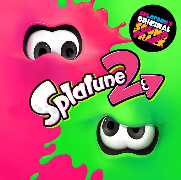 Splatoon2 ORIGINAL SOUNDTRACK-Splatune2-