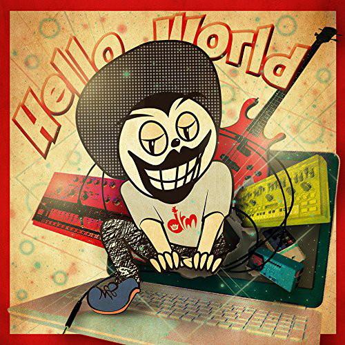 Hello World/drm