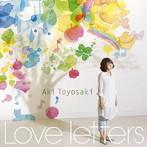 Love letters(通常盤)/豊崎愛生