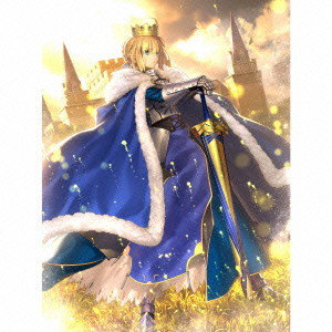 Fate/stay night Original Soundtrack&Drama CD Garden of Avalon- glorious,after image