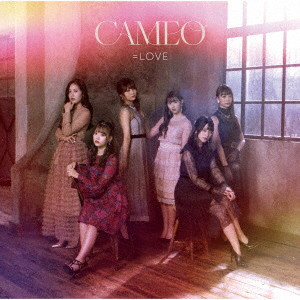 CAMEO(Type-B)(DVD付)/=LOVE