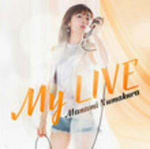 My LIVE(通常盤)/沼倉愛美