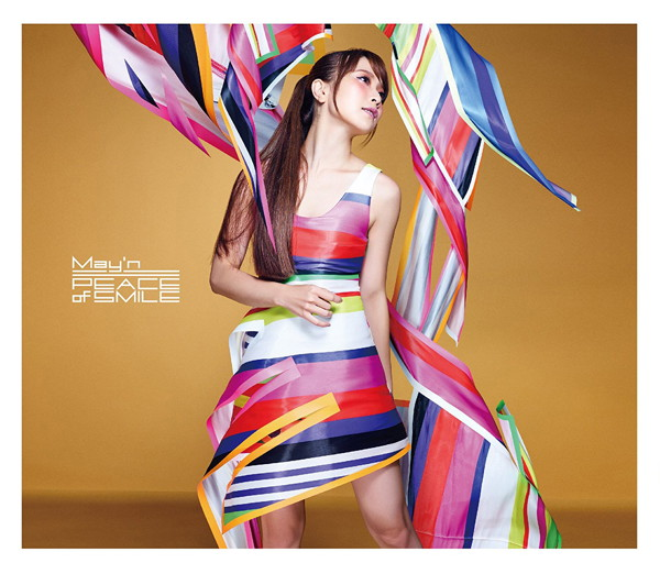 PEACE of SMILE(初回限定盤A)/May'n