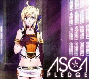PLEDGE(期間生産限定盤)(DVD付)/ASCA