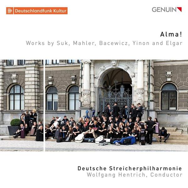 ドイツ弦楽フィルハーモニー/弦楽のための作品集