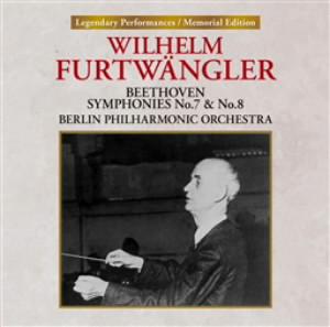 フルトヴェングラー/ベートーヴェン:交響曲第7番 イ長調作品92、交響曲第8番 ヘ長調作品93