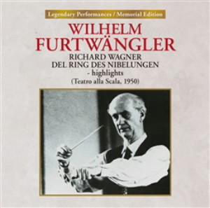 フルトヴェングラー/ワーグナー:楽劇「ニーベルングの指環」ハイライト