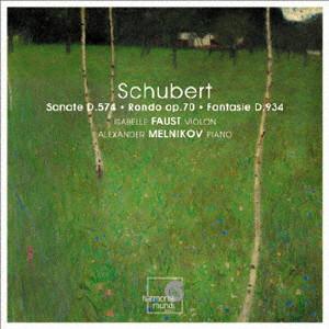 ファウスト/シューベルト:ヴァイオリンとピアノのための作品集