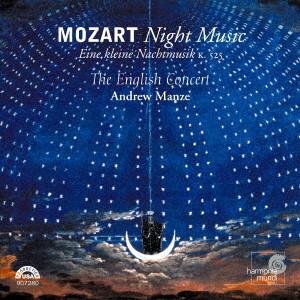 マンゼ/モーツァルト:夜の音楽