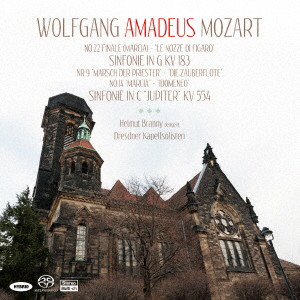 ブラニー/モーツァルト:交響曲第25番&第41番「ジュピター」
