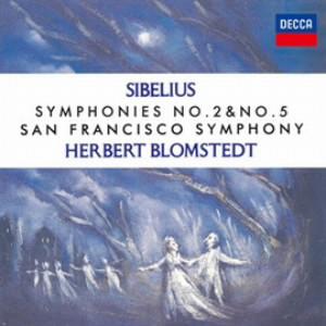 ブロムシュテット/シベリウス:交響曲第2番&第5番