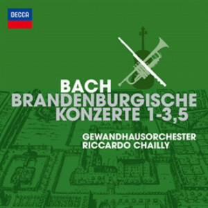シャイー/J.S.バッハ:ブランデンブルク協奏曲 第1番-第3番・第5番