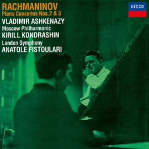 アシュケナージ/ラフマニノフ:ピアノ協奏曲第2番&第3番
