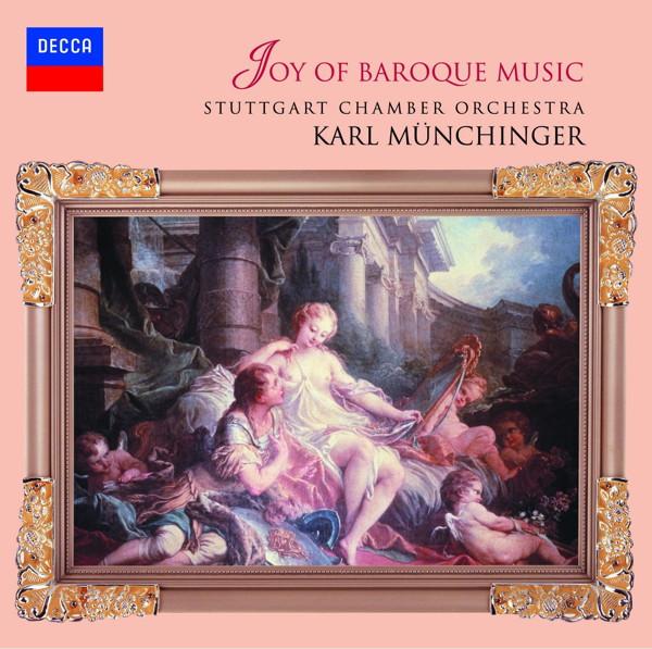 ミュンヒンガー/パッヘルベルのカノン〜バロックの楽しみ