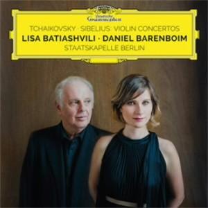 バティアシュヴィリ/チャイコフスキー&シベリウス:ヴァイオリン協奏曲