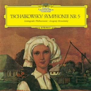 ムラヴィンスキー/チャイコフスキー:交響曲第5番