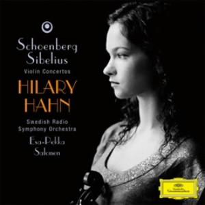 ハーン/シェーンベルク&シベリウス:ヴァイオリン協奏曲
