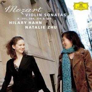 ハーン/モーツァルト:ヴァイオリン・ソナタ 第32番・第25番・第28番・第42番